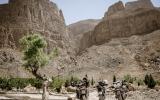 Wasserquelle in der Wüste