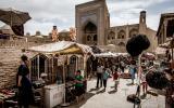 Chiva - die alte Handelsstadt an der Seidenstrasse